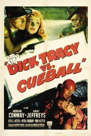 Дик Трейси против биллиардного шара (1946) смотреть онлайн в хорошем качестве