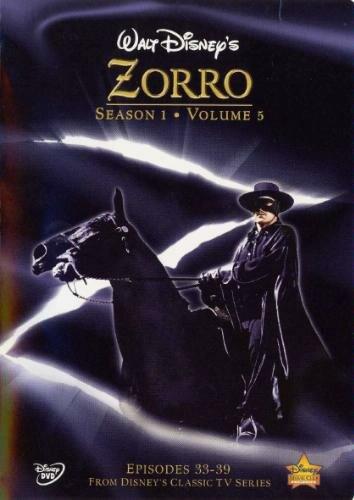 Сериал Зорро
