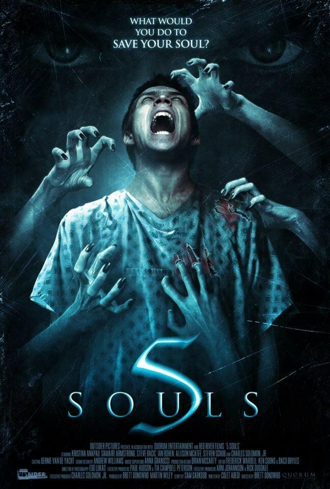 Фильм ужасов 5 душ / 5 Souls 2017