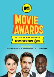Церемония вручения премии MTV Movie Awards 2015