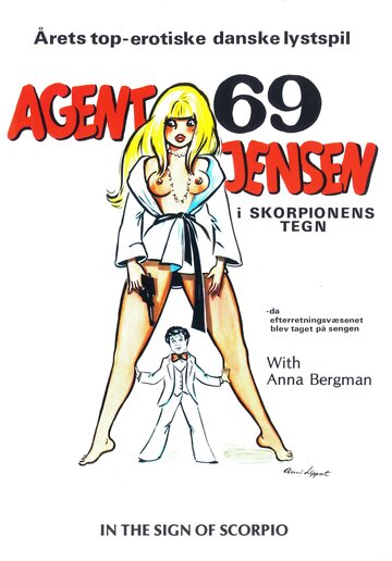 Агент 69 Йенсен – в знаке Скорпиона