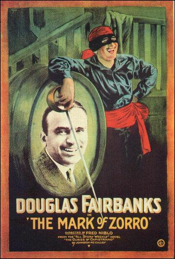 Знак Зорро (1920) полный фильм онлайн