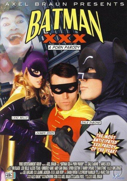 Порно пародии batman xx