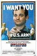 Полосы (Лычки) / Stripes (Айвэн Райтман (Ivan Reitman)) [1981 г., комедия, DVD5] (расширеннаярежиссерскаяверсия)