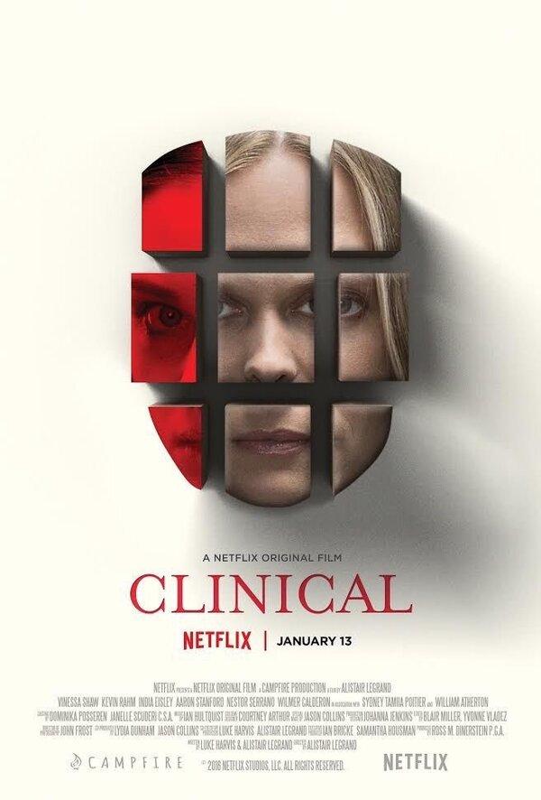Отзывы к фильму – Клинический случай (2017)