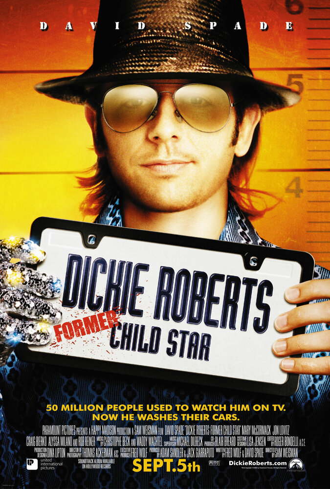 Дикки Робертс: Звездный ребенок