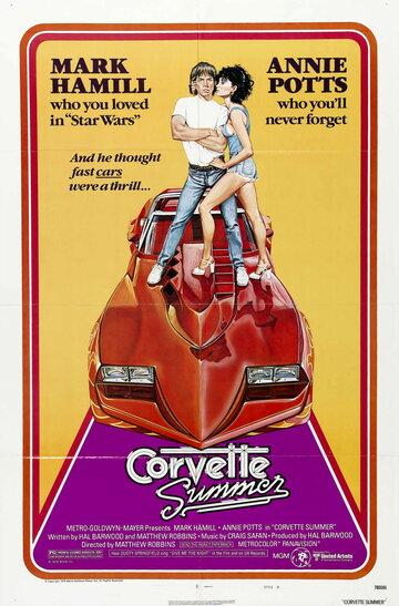 Постер к фильму Лето в поисках «Корвета» (1978)