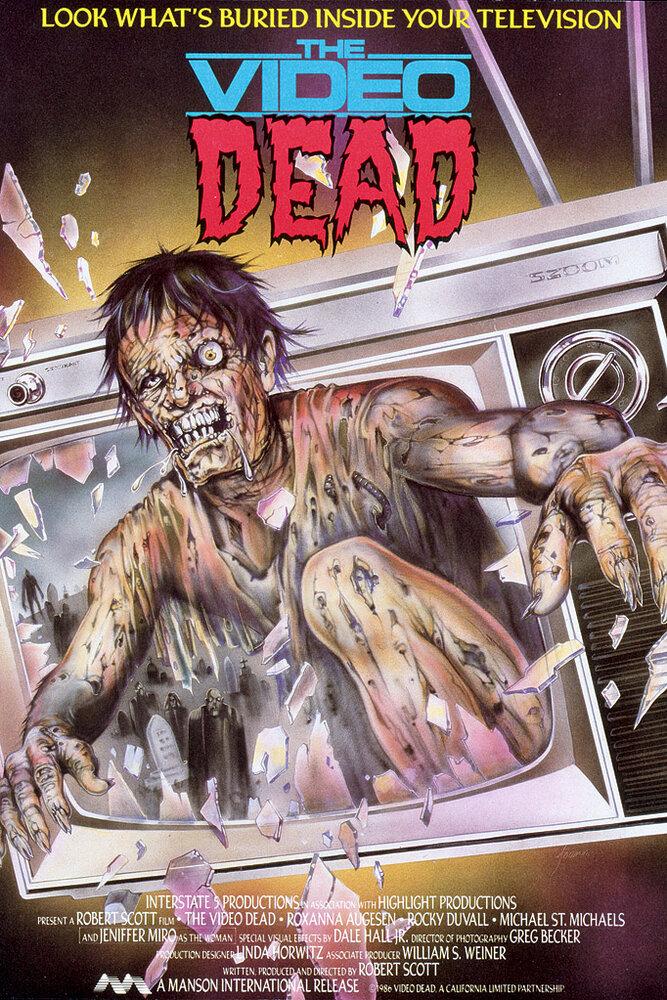 Телемертвецы / The Video Dead (1987)