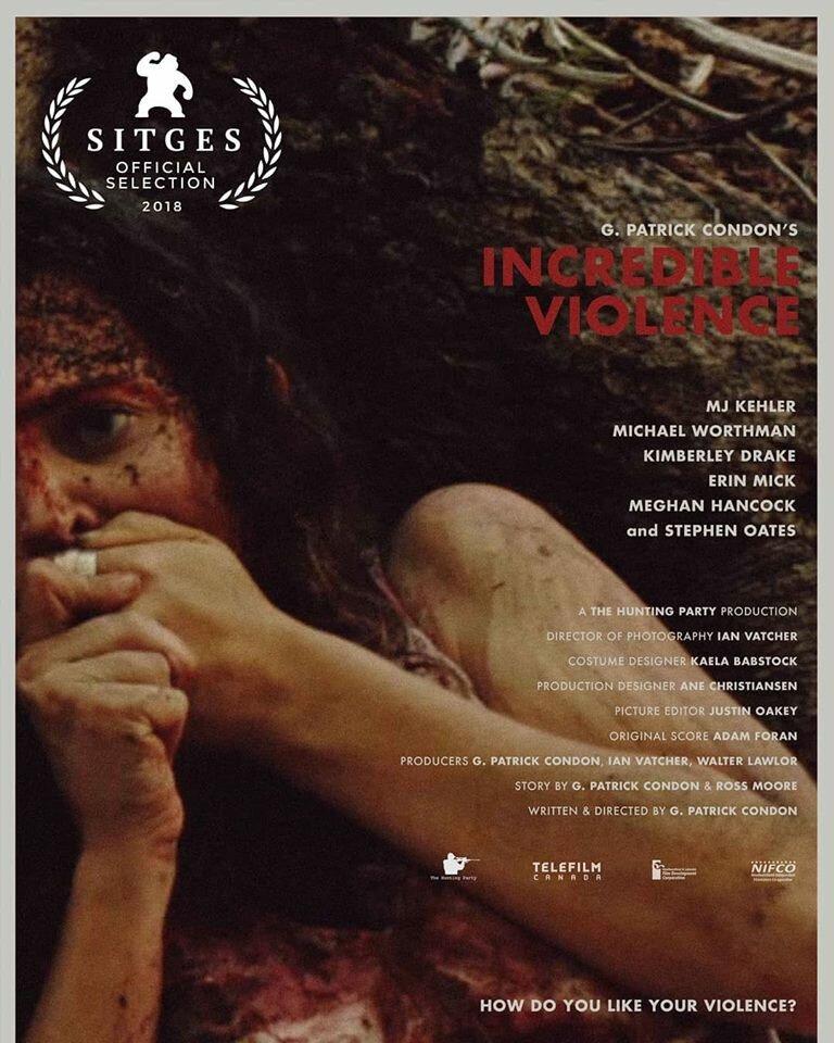 Фильмы Невероятное насилие