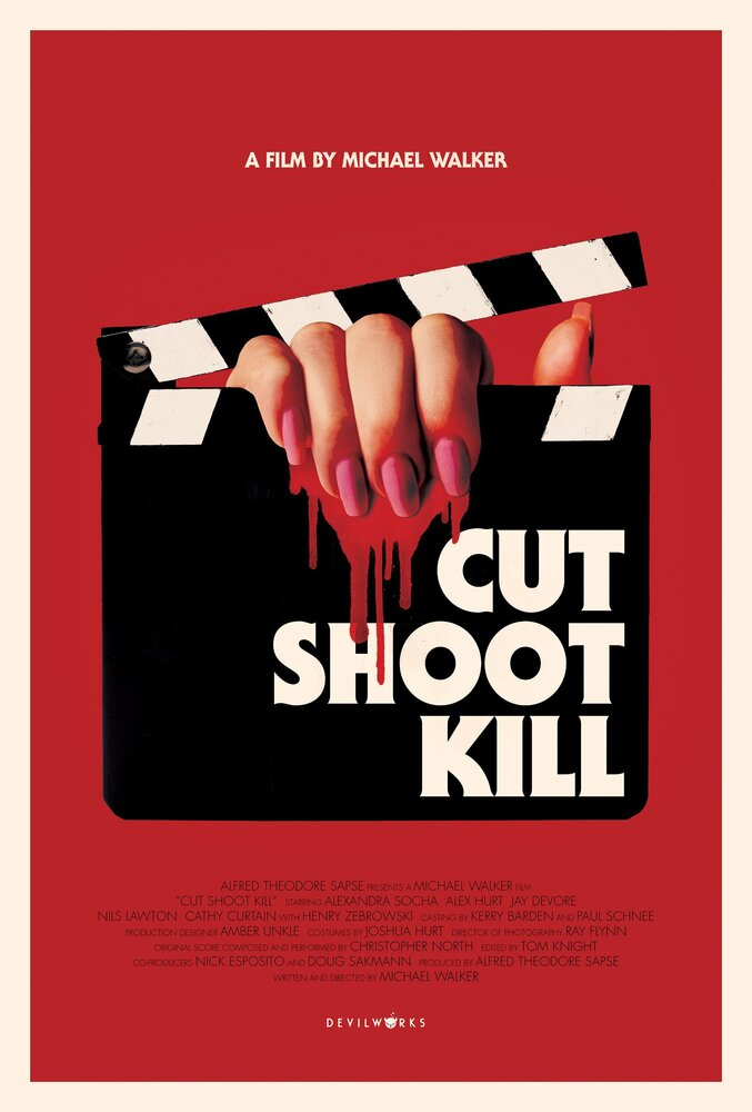 Камера, мотор, убийство  (2017)