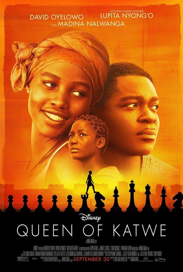 Королева из Катве (2016)