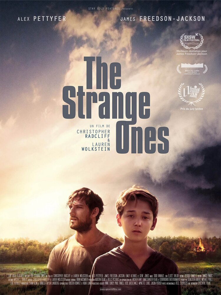 Странные / The Strange Ones (2017)