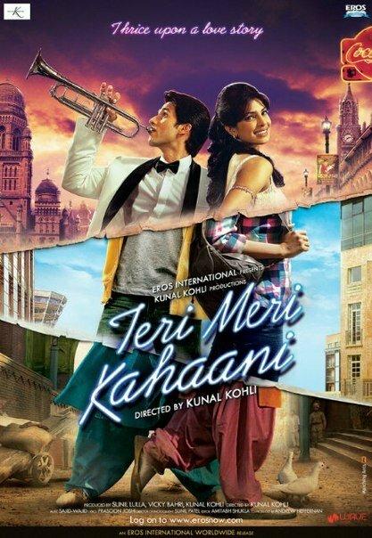 Наши истории любви / Teri Meri Kahaani. 2012г.