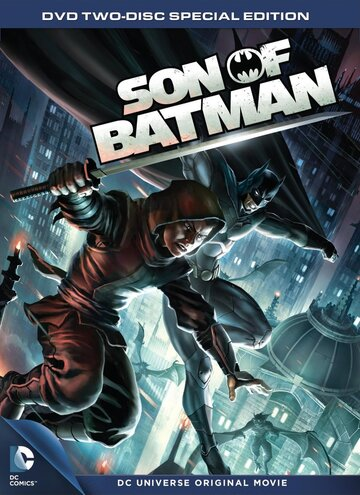 Сын Бэтмена (2014) смотреть онлайн HD720p в хорошем качестве бесплатно