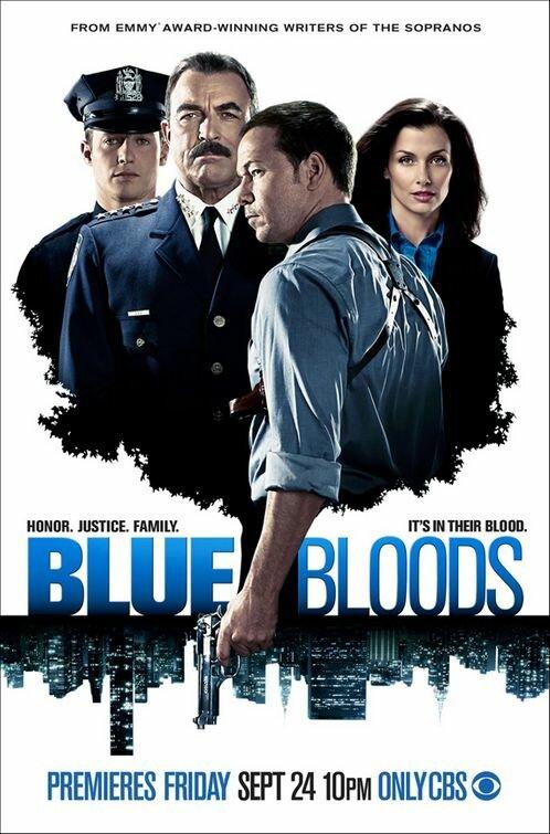 Голубая кровь 8 сезон 19 серия 2010