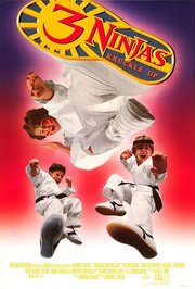 Три ниндзя: Костяшки вверх (1995)