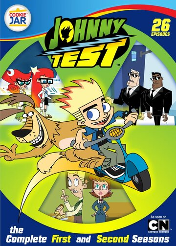 ������ ���� (Johnny Test)