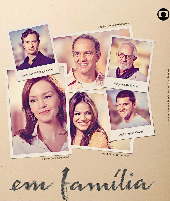 В семье / Семейство / Em Familia