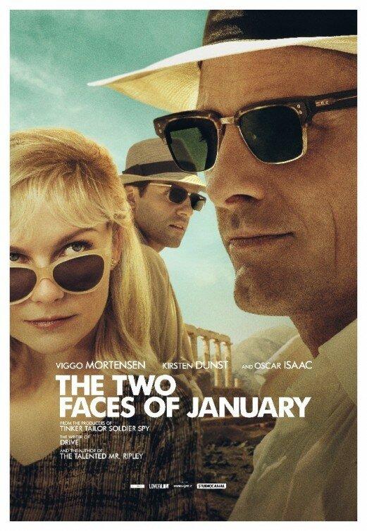 Отзывы к фильму – Два лика января (2013)