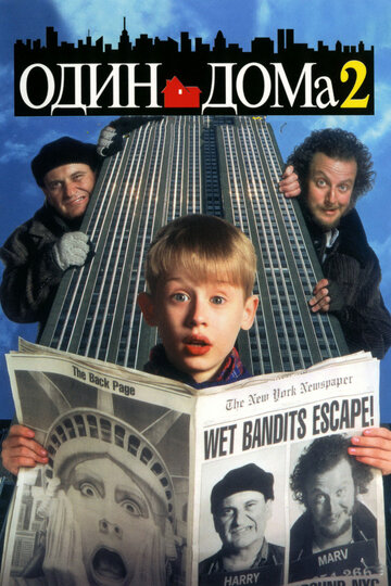 ���� ���� 2: ���������� � ���-����� (Home Alone 2: Lost in New York)