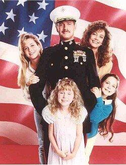 Папочка-майор (1989) полный фильм онлайн