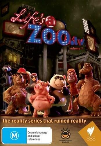 Жизнь как зоопарк 2008 | МоеКино