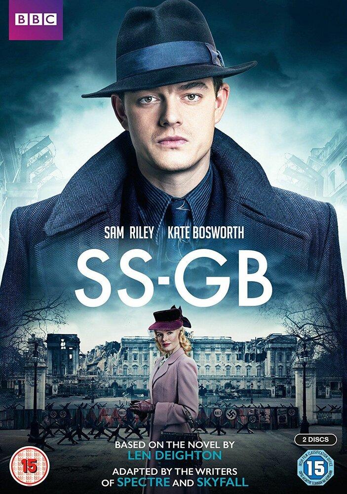 Британские СС 1 сезон 1-5 серия СУБТИТРЫ | SS-GB