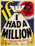 Если бы у меня был миллион (1932)