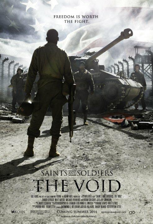 Они были солдатами: Пустота / Saints and Soldiers: The Void (2014) смотреть онлайн