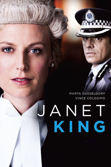 Джанет Кинг / Janet King (2014)