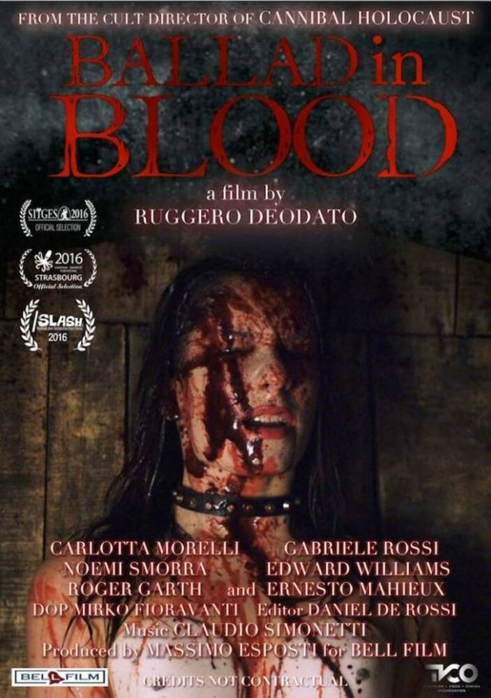 Баллада в крови / Ballad in Blood (2016)