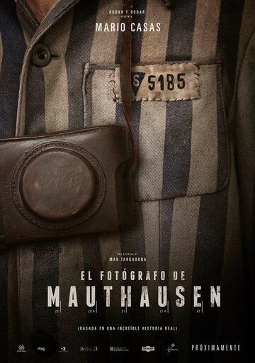Фотограф из Маутхаузена / El fotógrafo de Mauthausen. 2018г.