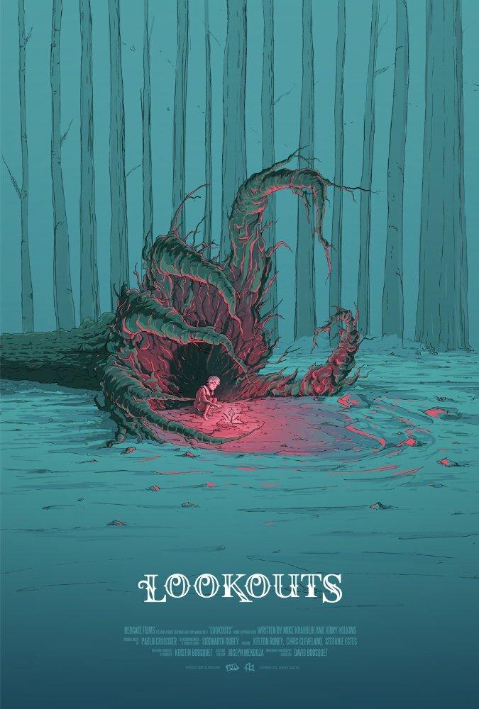 Дозорные / Lookouts (2016)
