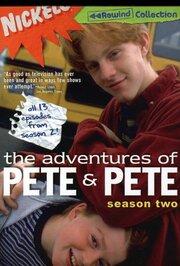 Смотреть онлайн Приключения Пита и Пита