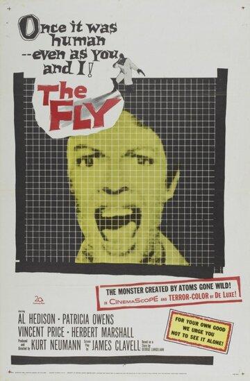 Постер к фильму Муха (1958)