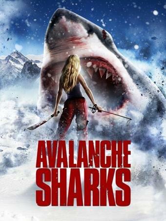 ������ ����� (Avalanche Sharks)