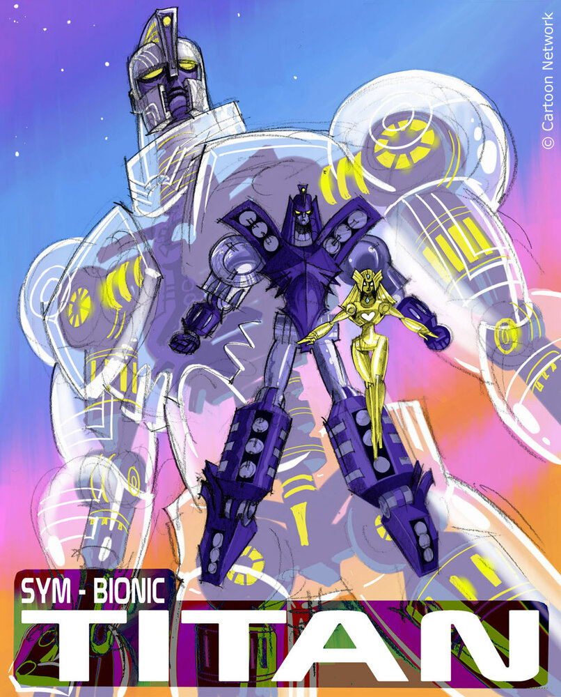 Сим-Бионик Титан
