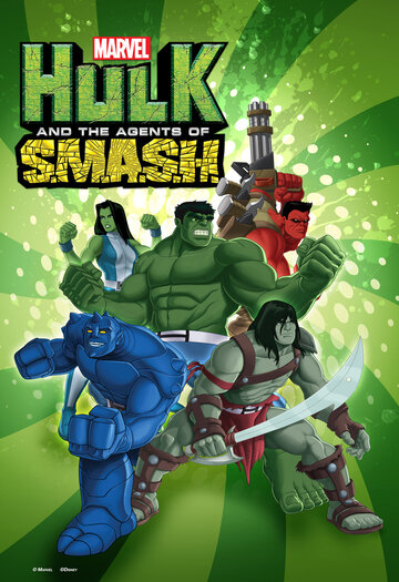 ���� � ������ ���� (Hulk and the Agents of S.M.A.S.H.)