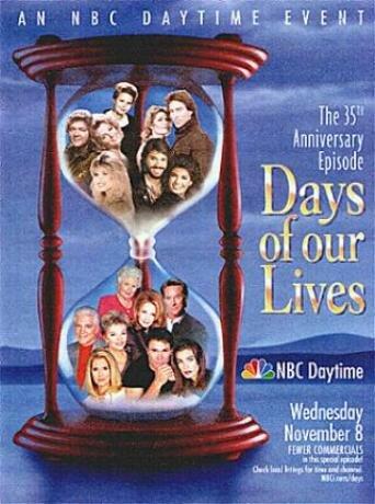 Дни нашей жизни (Days of Our Lives)