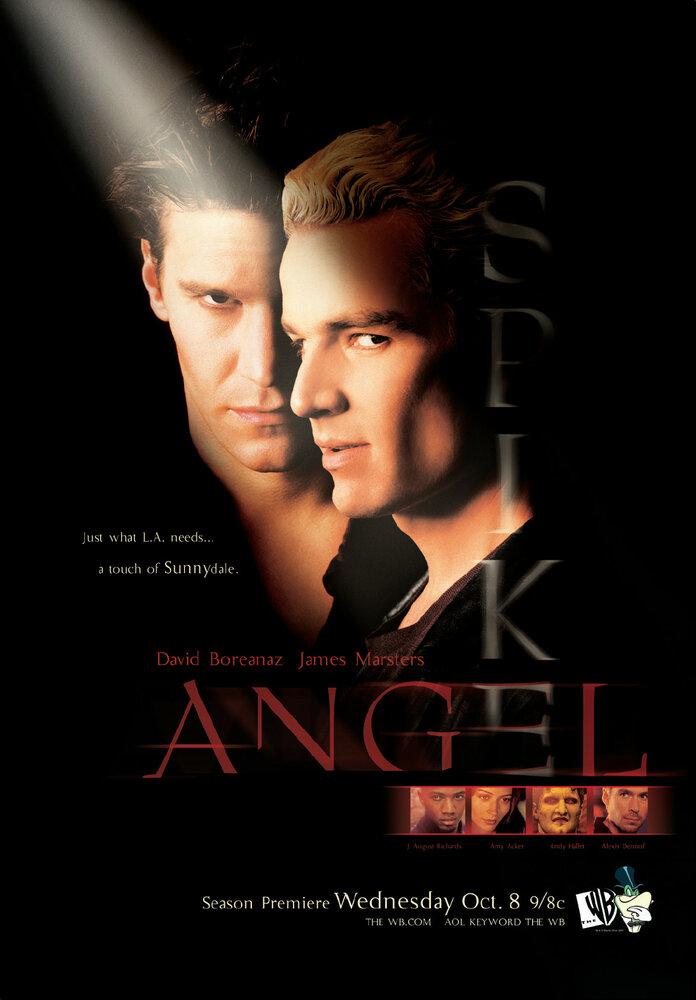 Ангел (2007) смотреть онлайн 1-5 сезон все серии подряд в хорошем качестве