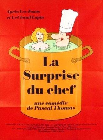 La surprise du chef (1976)