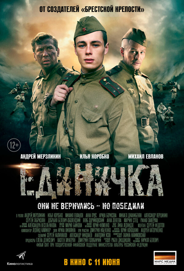 Отзывы к фильму – Единичка (2015)