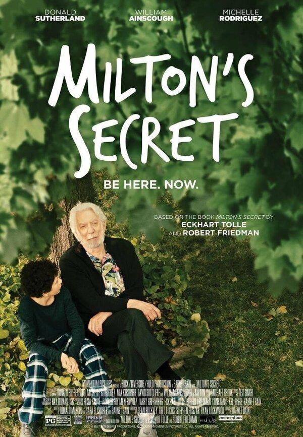 Отзывы к фильму – Секрет Милтона (2016)