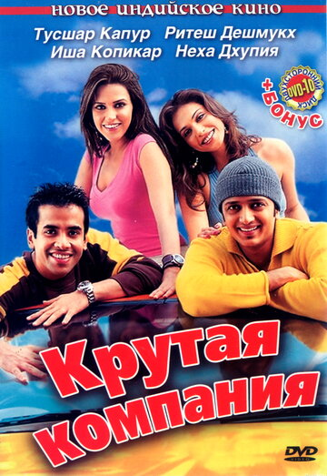 Крутая компания (Kyaa Kool Hai Hum)