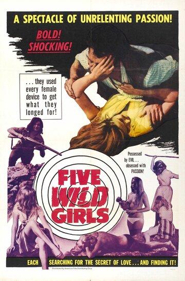 Пять разгневанных женщин (1964)
