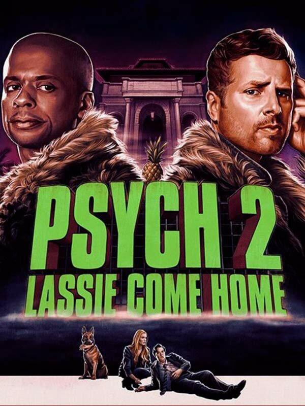 Ясновидец 2: Ласси возвращается домой