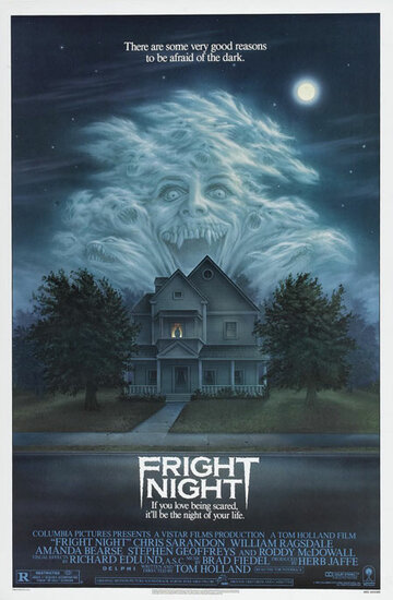 Ночь страха / Fright Night. 1985г.