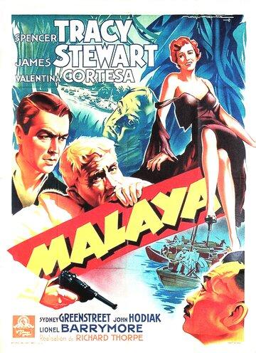 Малайя 1949 | МоеКино