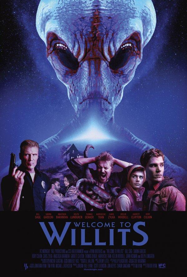 Добро пожаловать в Уиллитс (2016)
