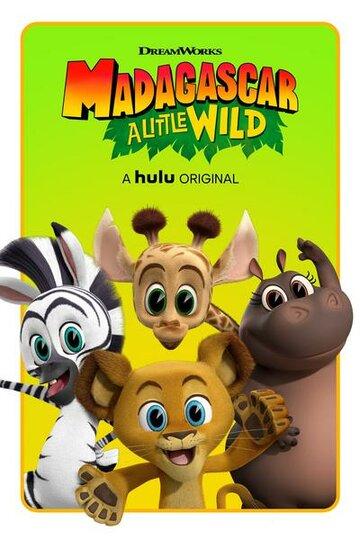 Мадагаскар: Маленькие и дикие 2020 | МоеКино